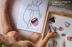Amusante pour tous les âges, cette activité peut être proposée aux enfants à partir de18 mois. D'ailleurs, c'est un excellent moyen pour...