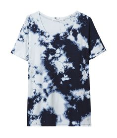 COTTON TIE-DYE T-SHIRT from Zara