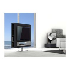 Ju0026M Furniture Braga Swivel TV Unit