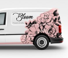 https://www.behance.net/gallery/63313477/Bloom-Vehicle-Graphic