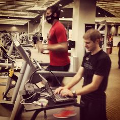 Exercise of the day: get your metabolic testing done (cardiopoint). Be the most efficient with your cardio training at any level of fitness and goals. Contact me for details. @ Life Time Fitness - Lakeville  Photo by rsvenby • Instagram
