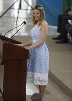 Veja o que Marcela Temer falou em seu discurso de estreia como primeira-dama - Notícias - Política
