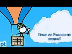 Como se formam as nuvens? | Minuto da Terra - YouTube