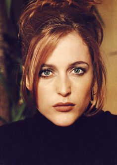 Gillian Anderson II The Tonight Show with Jay Leno
