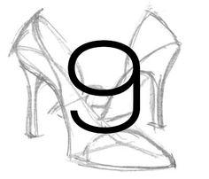 Shoes: 9