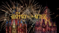 "Song: Happily Ever After (Full Version)  Artist: Jordan Fisher & Angie Keilhauer  Album: Happily Ever After (Full Version) - Single  Album Artist: Jordan Fisher & Angie Keilhauer  Composer: Adam Watts, Melissa Peirce & Andrew Dodd  Genre: Soundtrack  Copyright: ℗ 2017 Walt Disney Records    Happily Ever After,"" a new nighttime spectacular that will combine the magic of Disney storytelling, beloved Disney characters, fireworks and so much more, will debut at Magic Kingdom Park on May 12…"