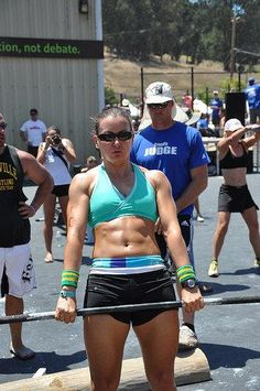 """via breakingmuscle.com - """"144lbs: Why Female Athletes Should Toss the Scale and Get a New Perspective"""""""