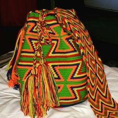 Mi Wayuu Mochila bag