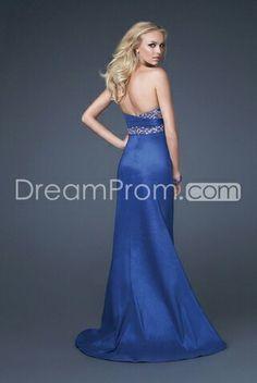 Gorgeous sapphire blue