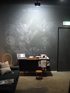 blackboard #walls