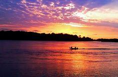 Arkansas Sunset (Conway)