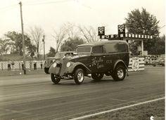 old drag racing pics   V8 Extremo • Ver Tema - VINTAGE DRAG RACING...
