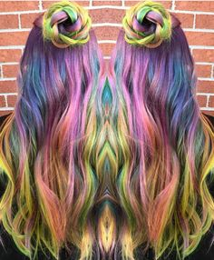 """We love this look by @justinecavehair !! ARE you entering THE UNICORN TRIBE NEW MEMBERSHIP CONTEST? #newyearunicorns & #modernsalon to get started search…"""