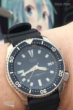 Seiko 7002-7001 – Coolest Vintage Seiko Automatic, Omega Watch, Watches, Accessories, Vintage, Products, Wristwatches, Clocks, Vintage Comics