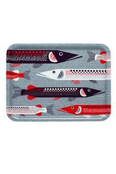 Hauki plywood tray by Marimekko  #ModernsPIN