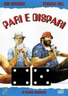 Risultati immagini per bud spencer e terence hill film Al Pacino, Bud Spencer, Terence Hill, Cinema, For You Song, Comedy Movies, Films, Love Movie, Tarzan
