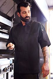 Palermo Executive Chef Coat - Chef Works Chef Coat & Chef Jacket Collection