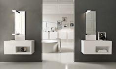 Designer vanity units