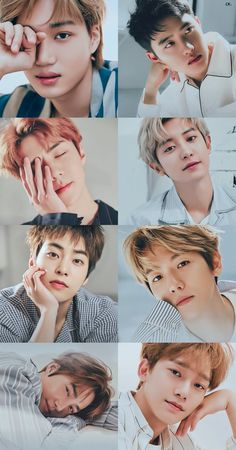 Just looking at them eases my mind. Exo Xiumin, Kpop Exo, Exo Ot12, Exo For Life, Exo Group, Exo Album, Exo Lockscreen, Z Cam, Bts And Exo