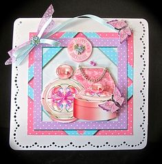 Designer Resource   Pink Girly Things on Craftsuprint - View Now!
