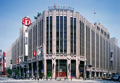 ISETAN SHINJUKU STORE page in Foreign Language. Explanation about Store Guide, Tax-Free, Event.