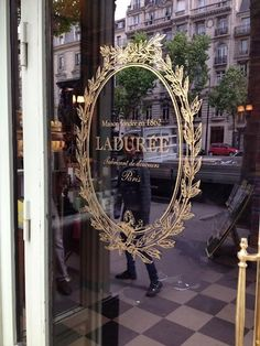 Laduree, Paris...