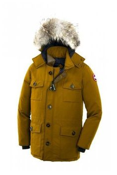 Just bought this coat ... it is a great warm coat for cold weather walking:  Canada Goose Whistler Parka Women