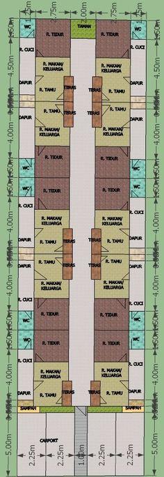 Assalamualikum ustadz andan saya punya lahan berukuran 10X36 meter disisi selatan dengan lebar 10meter yang menghadap jalan. disisi barat,timur dan utara sudah ada rumah tinggal. Saya berharap lahan ini bisa dibuat 2 blok sisi barat dan timur (jika itu memungkinkan).