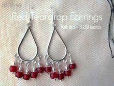 A video on the EARRINGS I've created in 2013 #ACBEADS #handmade #jewellery #bijutaria