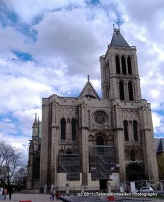 Saint-Denis, where the French Kings Sleep http://1dad1kid.com/2011/02/09/where-the-kings-sleep/