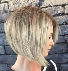 Cute And Stunning Bob Hairstyle Ideas You Will Love 02