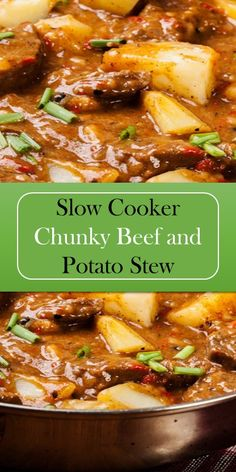 Slow Cooker - This Article Provides The Best Tips For Your Cooking Success Crockpot Dishes, Crock Pot Slow Cooker, Crock Pot Cooking, Beef Dishes, Slow Cooker Chicken, Slow Cooker Recipes, Crockpot Recipes, Meat Recipes, Cooking Recipes