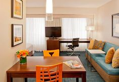 Residence Inn Boston Fenway Suite