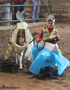 This homemade costume for boys entered our 2012 Halloween Costume Contest. Horse Halloween Costumes, Sheep Costumes, Animal Costumes, Halloween Costume Contest, Family Costumes, Boy Costumes, Creative Halloween Costumes, Halloween 2019, Halloween Crafts