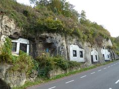 Grotwoningen, Geulhem, Zuid-Limburg.