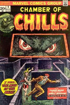 Chamber of Chills (1972 Marvel) 9