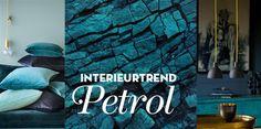 Interieurtrend Petrol