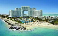 Hotel Riu Palace Peninsula - Hotel in Cancun, Mexico - RIU Hotels & Resorts Cancun Resorts, Cancun Hotels, Mexico Resorts, Mexico Vacation, Vacation Resorts, Cancun Vacation, Honeymoon Destinations, Riu Caribe Cancun, Vacation Spots