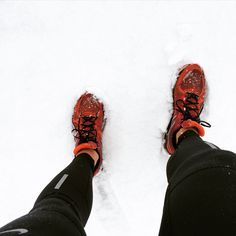 Snow and Run
