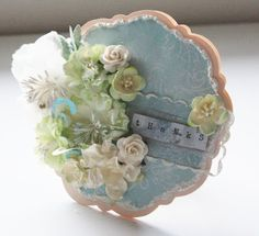 Flying Unicorn: Thanks - Sweet Embrace.  Love those flowers.