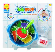 Alex Rub a Dub Tub Soup for only $13.60 You save: $3.39 (20%) + Free Shipping