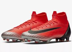 huge discount 822d5 4f4dd  nikefootball  cr7 Nike Mercurial Superfly 360 Elite CR7 FG Chapter 7 -  Flash Crimson
