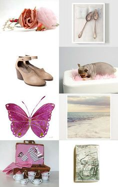 Summer love by maya ben cohen on Etsy--Pinned with TreasuryPin.com