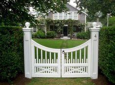 I Love these gates.