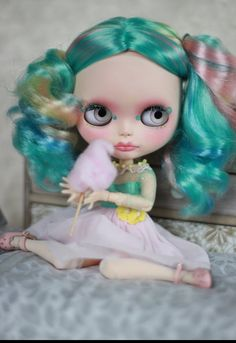 Blythe doll for adoption