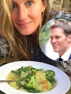 Gisele Bündchen + Tom Brady: Gisele Bundchen, Tom Brady