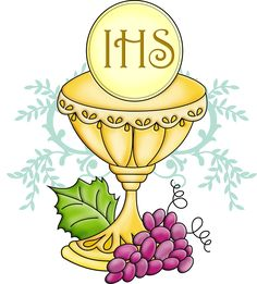 36 First Holy Communion - Chalice