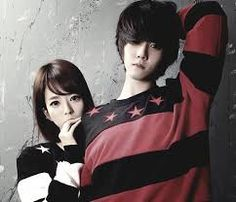 Resultado de imagen para parejas coreanas ulzzang