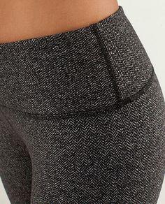 Lululemon herringbone leggings... I want these.