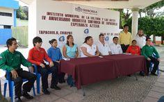 Todo listo para el 4to aniversario de la orquesta sinfónica Tapachula esperanza azteca  http://noticiasdechiapas.com.mx/nota.php?id=86727 …